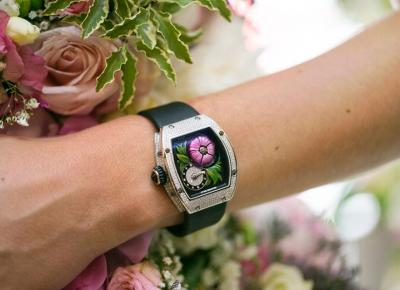 Eman says: Richard Mille RM 19-02 Tourbillion Fleur. Άπιαστο όνειρο!
