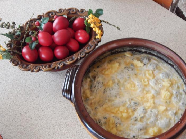 Η συνταγή της ημέρας: Τζιέρ σαρμάς από το Δοξάτο Δράμας